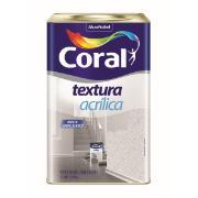 Textura Premium 30,0Kg - Branco Neve - Acrílica - Coral