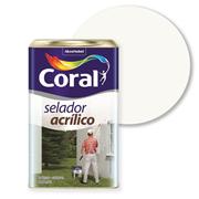 Imagem de Selador Acrílico Interno e Externo 18L 1470 - Coral