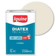 Tinta Acrílica Fosco Econômica 18L - Branco Gelo - Diatex Iquine