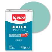 Imagem de Tinta Acrílica Fosco Econômica 18L - Verde Piscina - Diatex Iquine