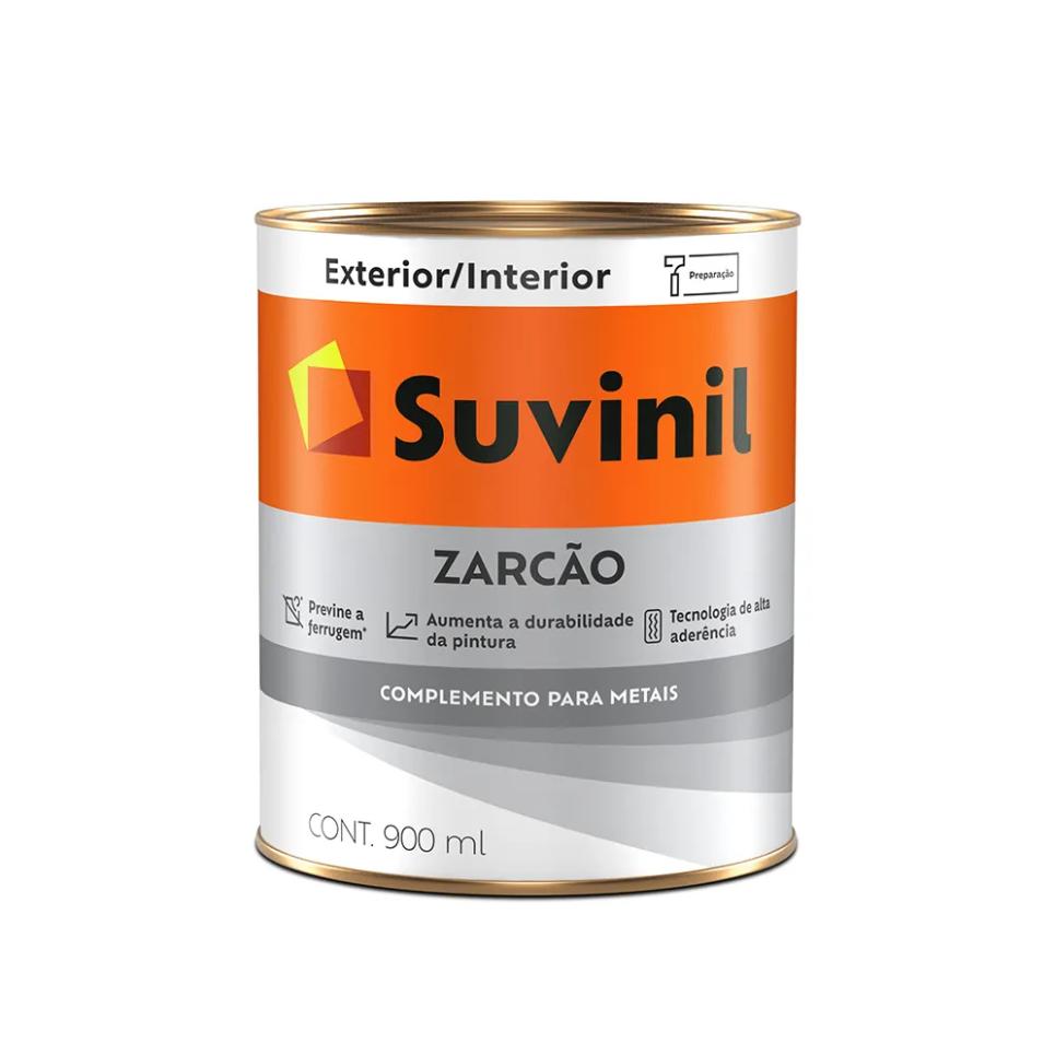Fundo Zarcao 900ml - Suvinil