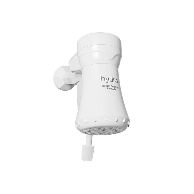 Chuveiro Eletronico 6500W 220V Branco - 4 Estacoes Hydra