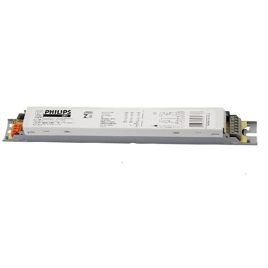 Reator Eletronico 2x28W 220V - Philips