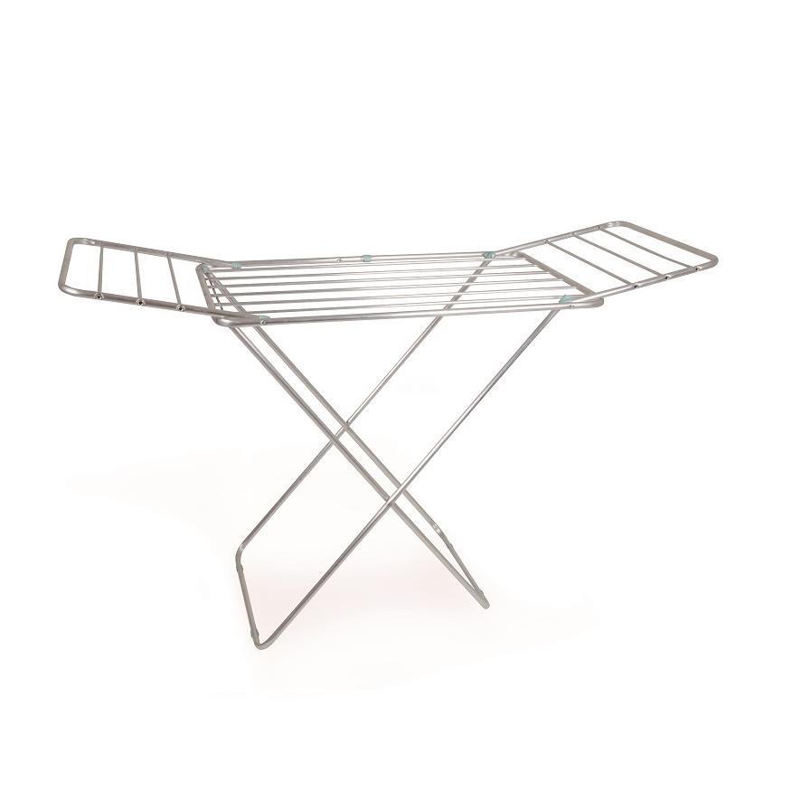 Varal de Chao de Aluminio com Abas 56x153cm 6032 - Mor