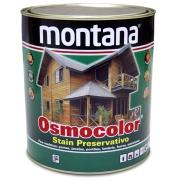 Stain Osmocolor Cores Semitransparentes Acetinado - Mogno - 0,900L - Montana