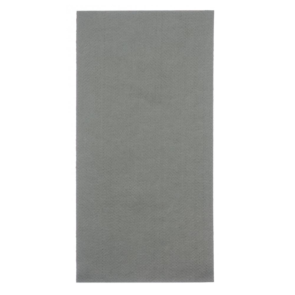 Protetor anti-risco de Feltro Adesivo Retangular Cinza 240x480x3 mm - Engedom