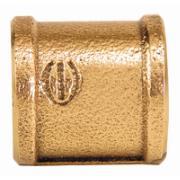 "Luva Bronze Roscável 3/4"" - Eluma"