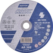 Disco de Corte 230 x 3,0 x 22,23mm - Norton