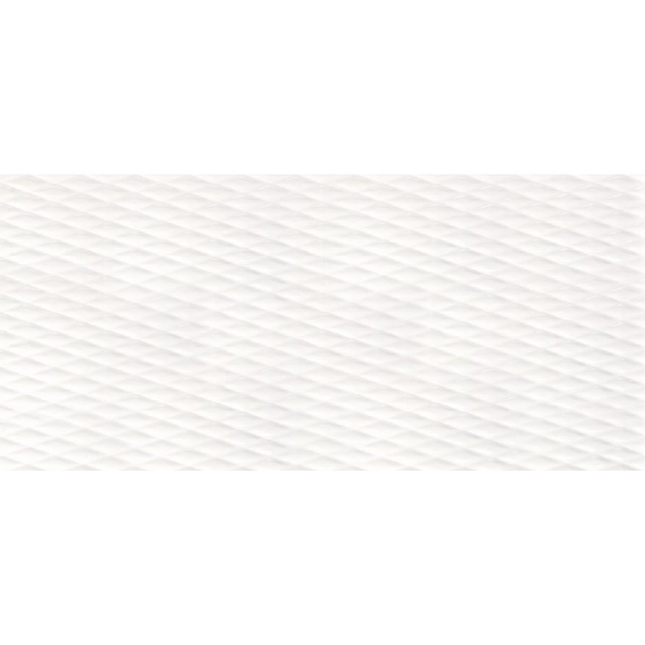 Ceramica Pipa Brilhante HD Tipo A Borda Bold 30x60cm 237m Branco - Pointer