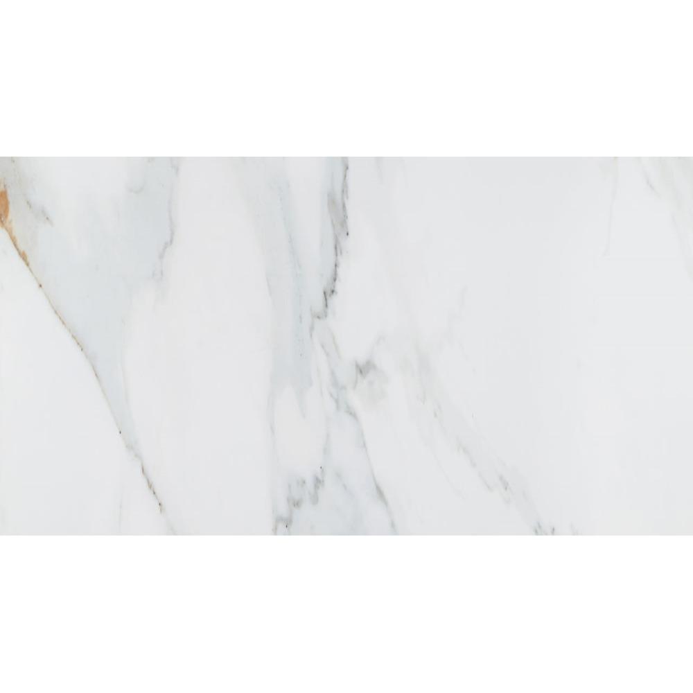 Revestimento Calacata Brilhante Tipo A 30x90cm 162m Branco - Eliane