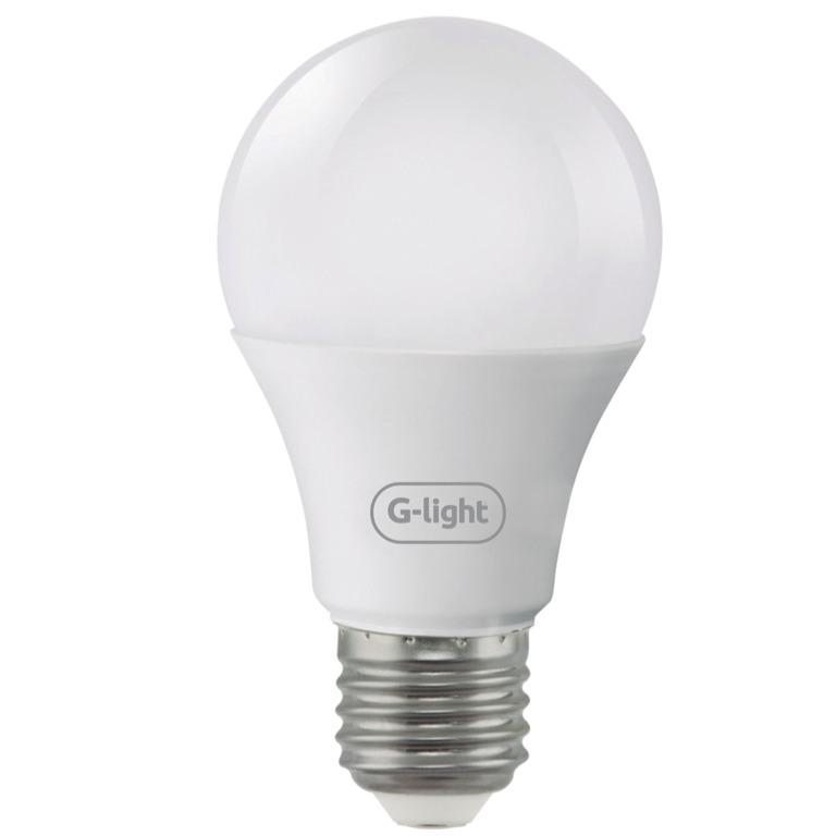 Lampada LED Bulbo A55 4W Branca E27 Autovolt - Glight