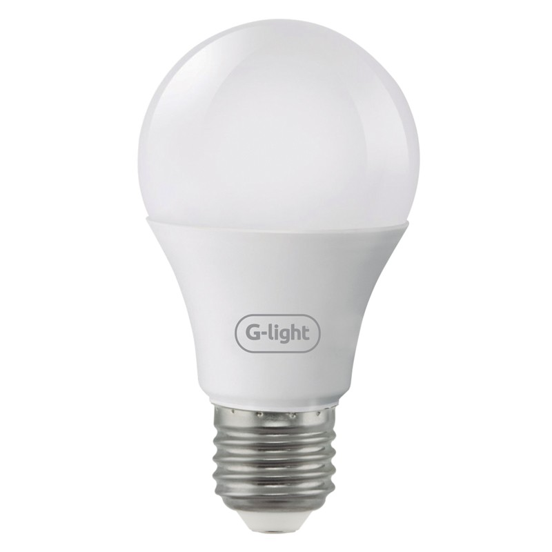 Lampada LED Bulbo A60 9W Branca E27 Autovolt - Glight