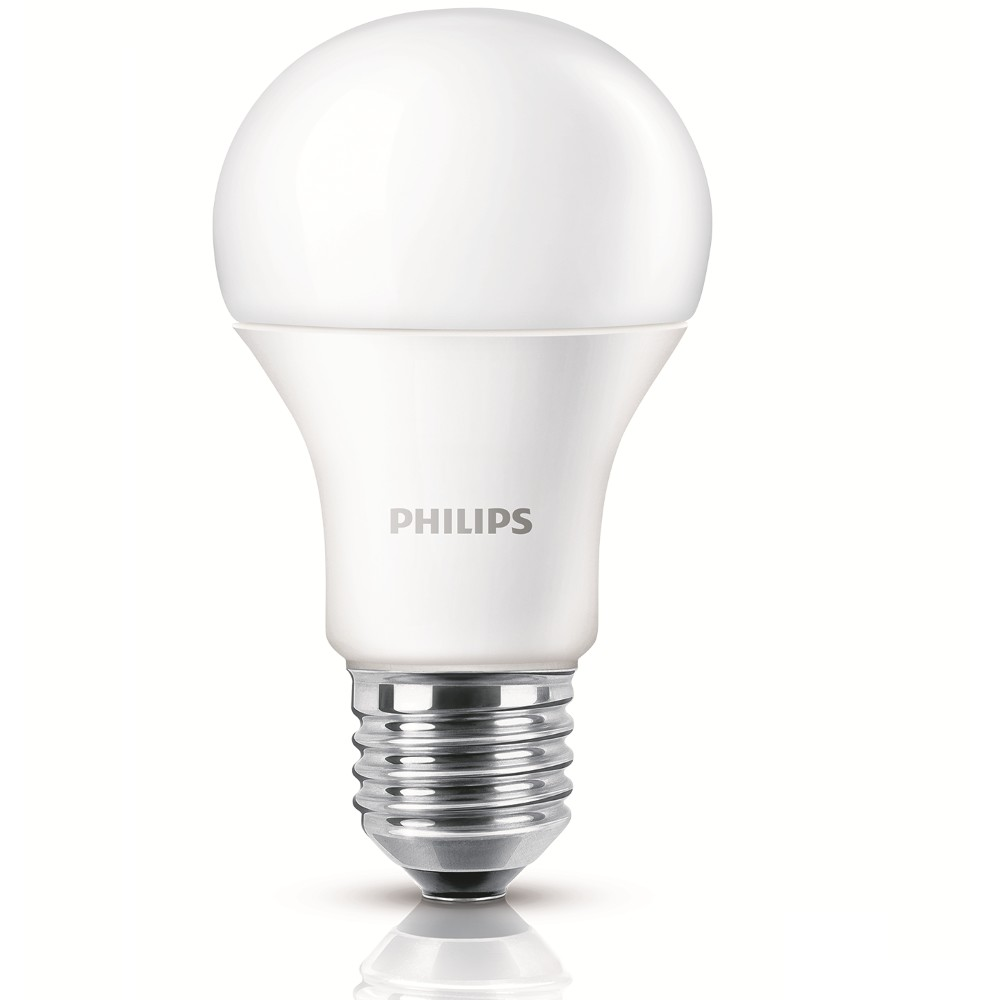 Lampada LED Bulbo A60 6W Branca E27 Bivolt - Philips