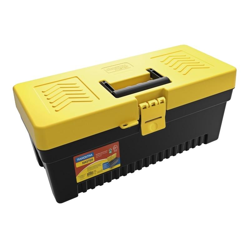 Caixa para Ferramentas de Plastico Injetado 17 43804117 - Tramontina