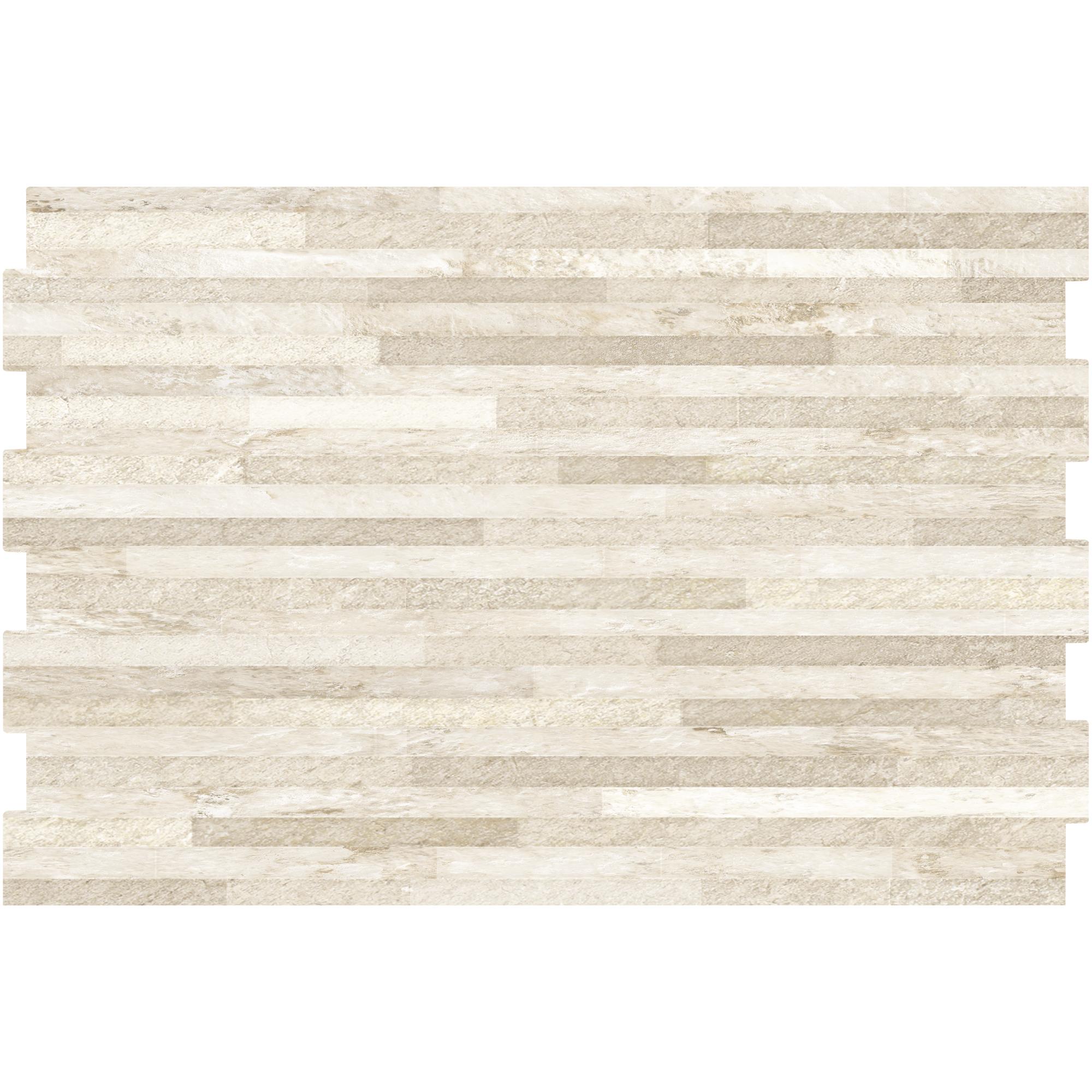 Revestimento Dinamarca claro Esmaltado HD Tipo A 34x50cm 238m Marrom Claro - Pamesa