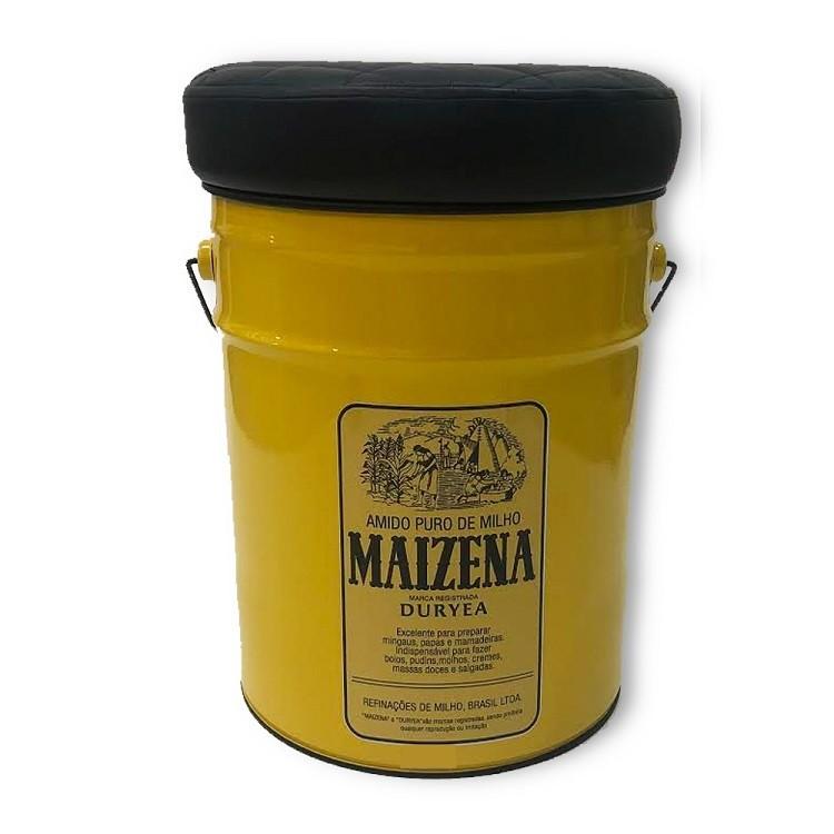 Puff Redondo com Cooler 22L Maisena 106 - Az Design