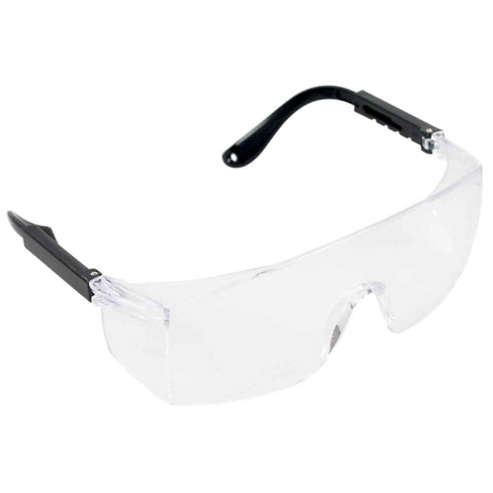 Oculos Protecao Polipropileno Jaguar Incolor 606 - Kalipso