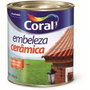 Tinta Óleo Brilhante Premium 0,9L - Cerâmica - Coral