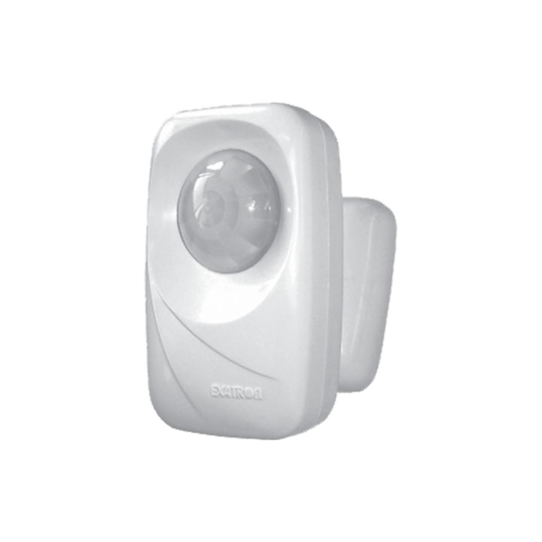 Conjunto de Sensor de Presenca Bivolt Frontal 360 SPT0FQ - Exatron