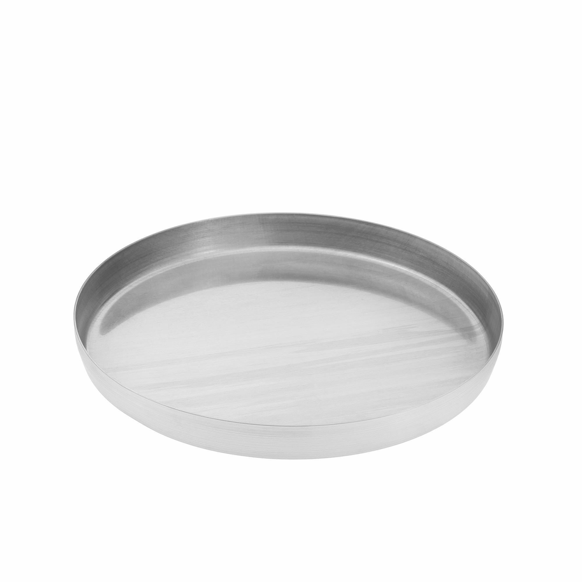 Forma de Aluminio para Pizza Redonda 18 cm - Aluminio Jauli